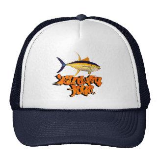 yellowfin tuna cap