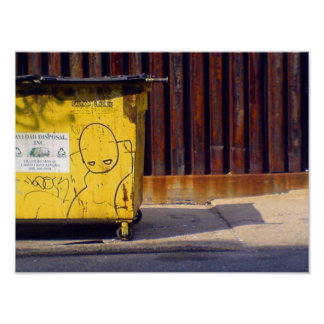 yellowguy poster
