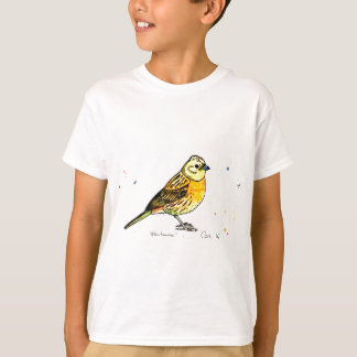 Yellowhammer bird T-Shirt