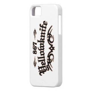 Yellowknife 867 barely there iPhone 5 case