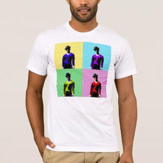 Yellowman, Tealman, Greenman, Pinkman T-Shirt