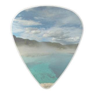 Yellowstone Acetal Guitar Pick