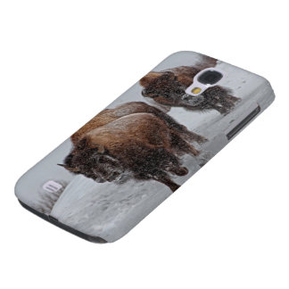 Yellowstone Bison Galaxy S4 Case