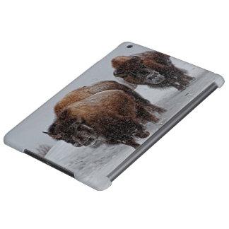 Yellowstone Bison iPad Air Case