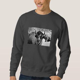 Yellowstone Bison Sweatshirt