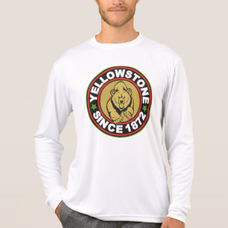 Yellowstone Black Circle T-Shirt