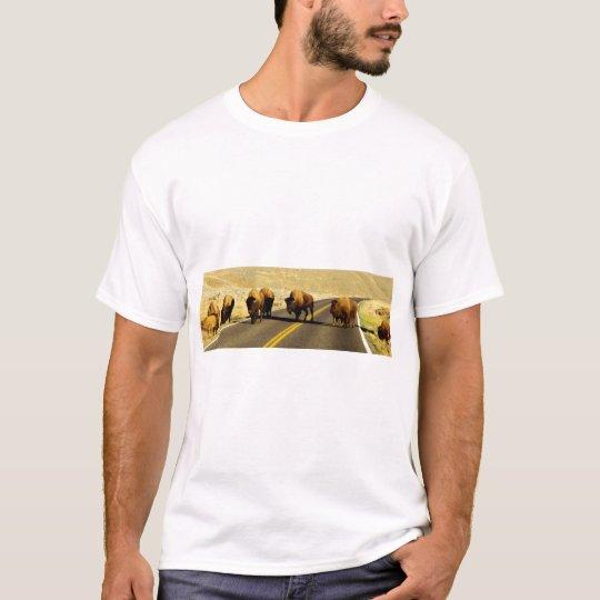 Yellowstone Buffalo Gear T-Shirt