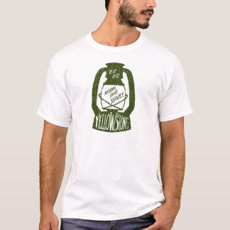 Yellowstone Camping T-Shirt