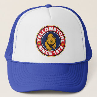 Yellowstone Circle Logo Trucker Hat