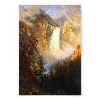Yellowstone Falls Photo Print