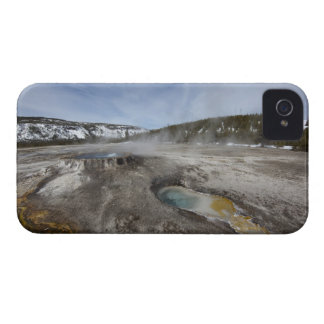 Yellowstone is famous for its geothermal iPhone 4 covers