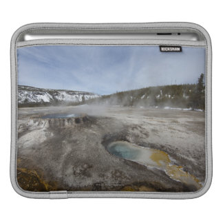 Yellowstone is famous for its geothermal iPad sleeve