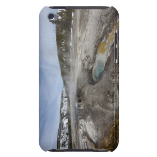 Yellowstone is famous for its geothermal iPod touch cover