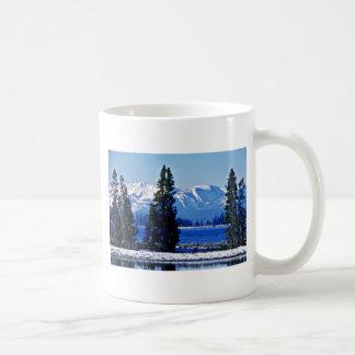 Yellowstone Lake - Yellowstone National Park Mugs