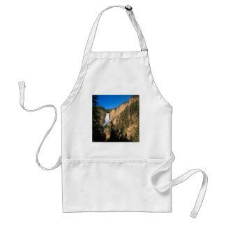 Yellowstone Lower Falls Wyoming Standard Apron