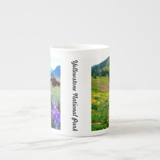 Yellowstone Mug Bone China Mug