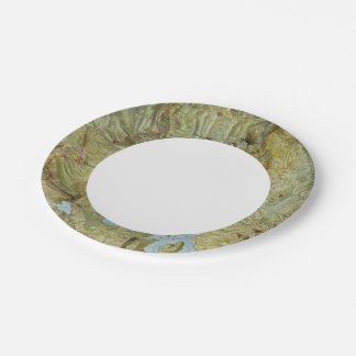 Yellowstone National Park 2 7 Inch Paper Plate