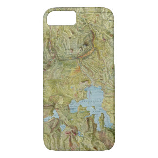Yellowstone National Park 2 iPhone 8/7 Case