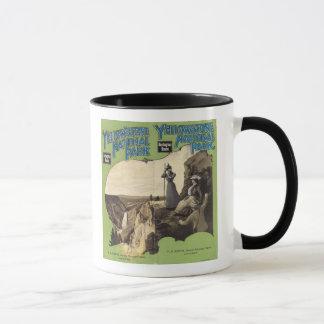 Yellowstone National Park 3 Mug