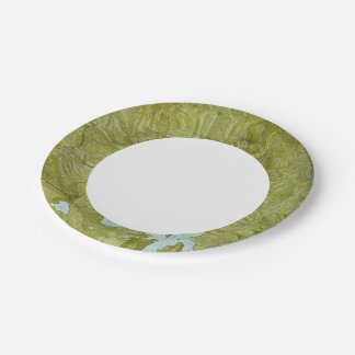 Yellowstone National Park 7 Inch Paper Plate