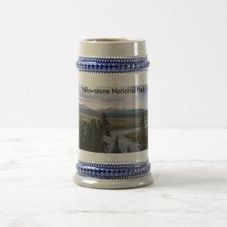 Yellowstone National Park Beer Steins