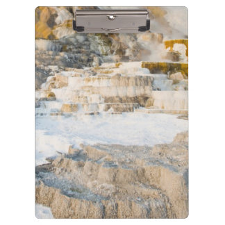 Yellowstone National Park Clipboard