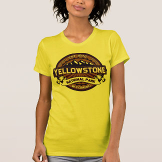 Yellowstone National Park Logo T-Shirt