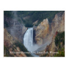 Yellowstone National Park, Lower Fa... Postcard