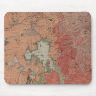 Yellowstone National Park Mouse Mat