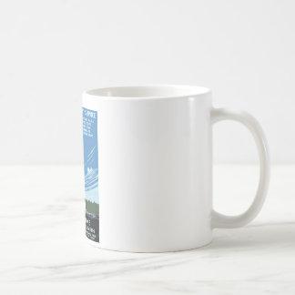 Yellowstone National Park poster Coffee Mug