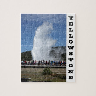 Yellowstone National Park Puzzle