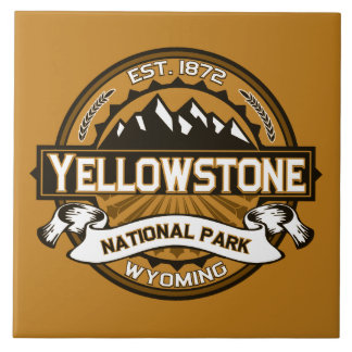 Yellowstone National Park Tile