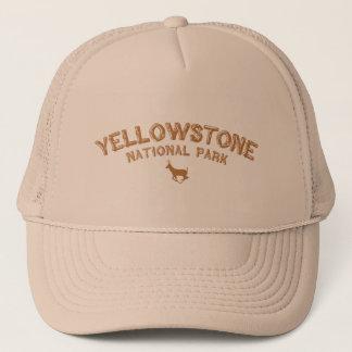 Yellowstone National Park Trucker Hat