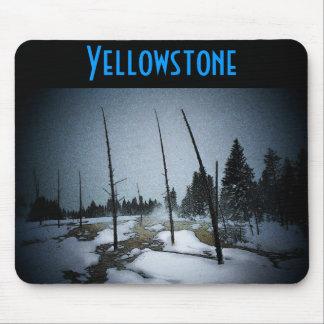 Yellowstone Needle Trees 2, Yellowstone Mouse Pad