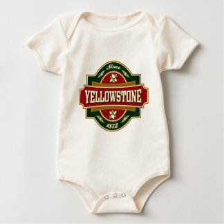 Yellowstone Old Label Baby Bodysuit