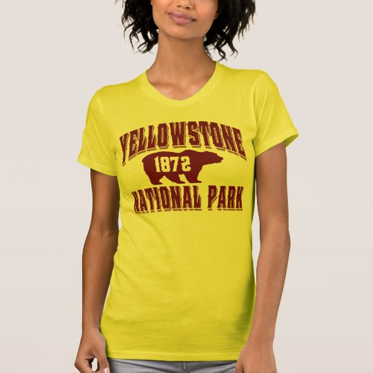 Yellowstone Old Style Vermillion T-Shirt