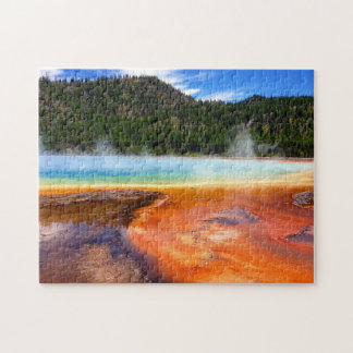 Yellowstone Paint Pots Puzzles