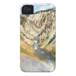 Yellowstone Park Lower Falls iPhone 4 Case-Mate Case