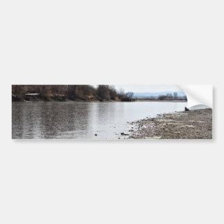 Yellowstone River Bumper Sticker