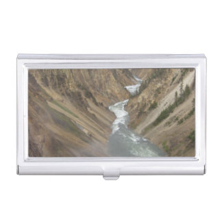 Yellowstone River Business Card Holder
