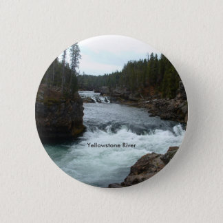 Yellowstone River Button