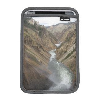 Yellowstone River iPad Mini Sleeve