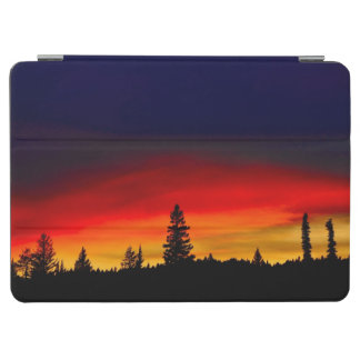 Yellowstone Sunset iPad Air Cover