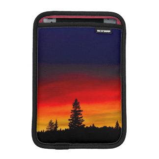 Yellowstone Sunset iPad Mini Sleeve