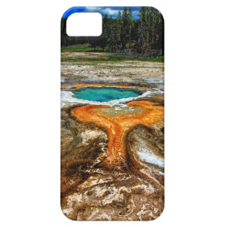 Yellowstone Thermal Pool iPhone 5 Cover