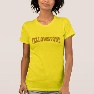 Yellowstone Vintage Mocha T-shirts