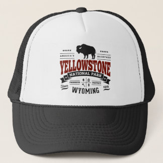 Yellowstone Vintage Trucker Hat