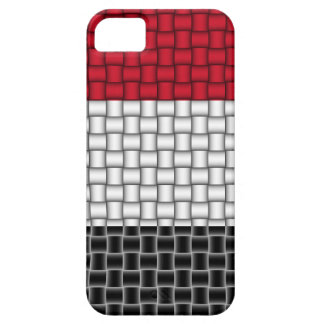 Yemen Flag Case For The iPhone 5