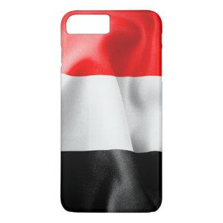 Yemen Flag iPhone 7 Plus Case