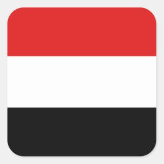 Yemen Flag Sticker
